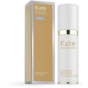 🆕 Kate Somerville Retinol Vita C Power Serum 🆓🎁